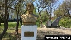 Алея героїв, селище Гвардійське, Сімферопольський район