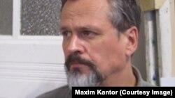 Писатель и художник Максим Кантор