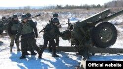 Ukrayna artilleriyası