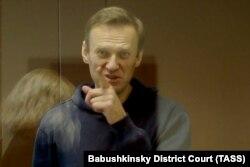 Алексей Навальный, ставший символом оппозиции Владимиру Путину