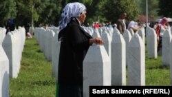 Одбележување на 24 годишнината од геноцидот во Сребреница