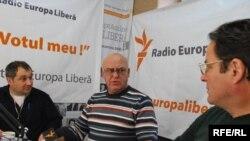 Victor Munteanu, Gheorghe Susarenco, Ion Păduraru