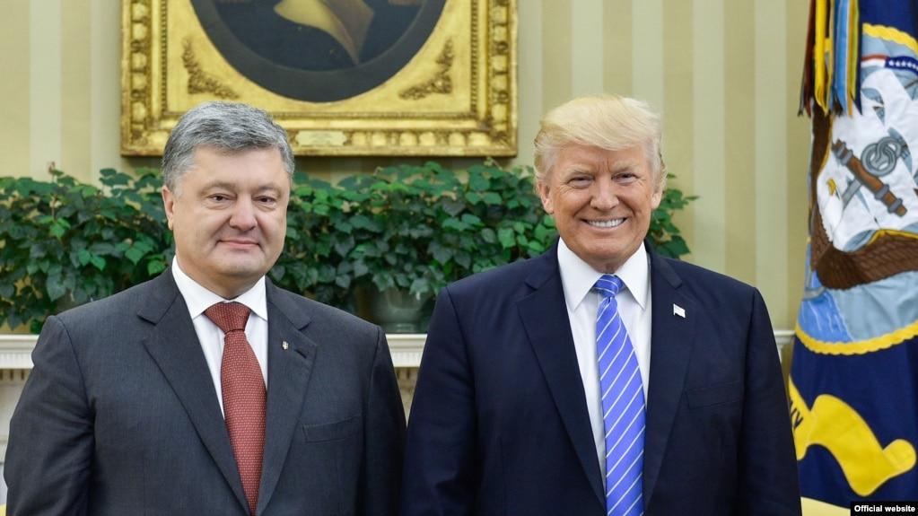 """Результат пошуку зображень за запитом """"порошенко і трамп"""""""
