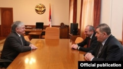 Фотография предоставлена пресс-службой МИД Армении