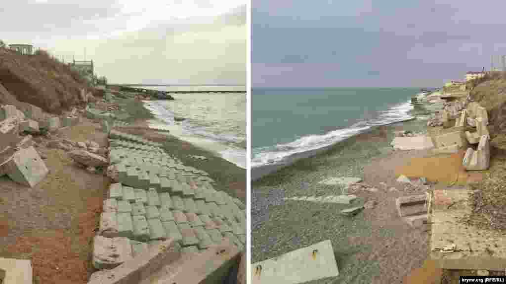 Головний пляж Миколаївки
