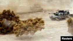 Հարավային Կորեայի զինված ուժերի զորավարժություններ, արխիվ