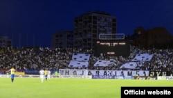 Belqrad. Partizan stadionu