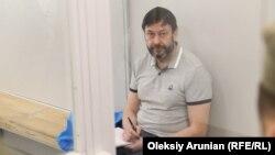Керівник «РИА Новости Украина» Кирило Вишинський у Київському апеляційному суді, 13 серпня 2019 року