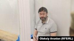 Kirill Vışinskiy mahkemede, arhiv fotoresimi