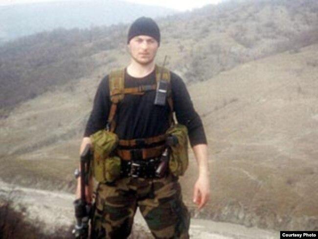 Умар Исраилов, бывший телохранитель Кадырова, убитый 13 января 2009 года в Вене