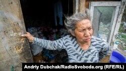Жінка каже, мешканцям табору дали тиждень на виселення