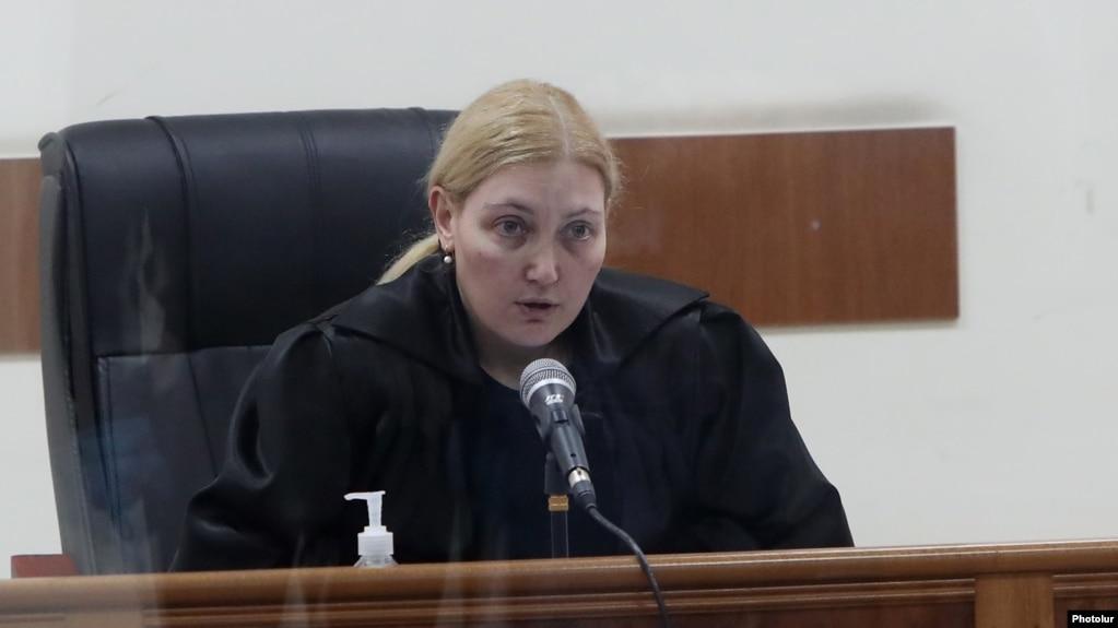 Судья Анна Данибекян признана потерпевшей