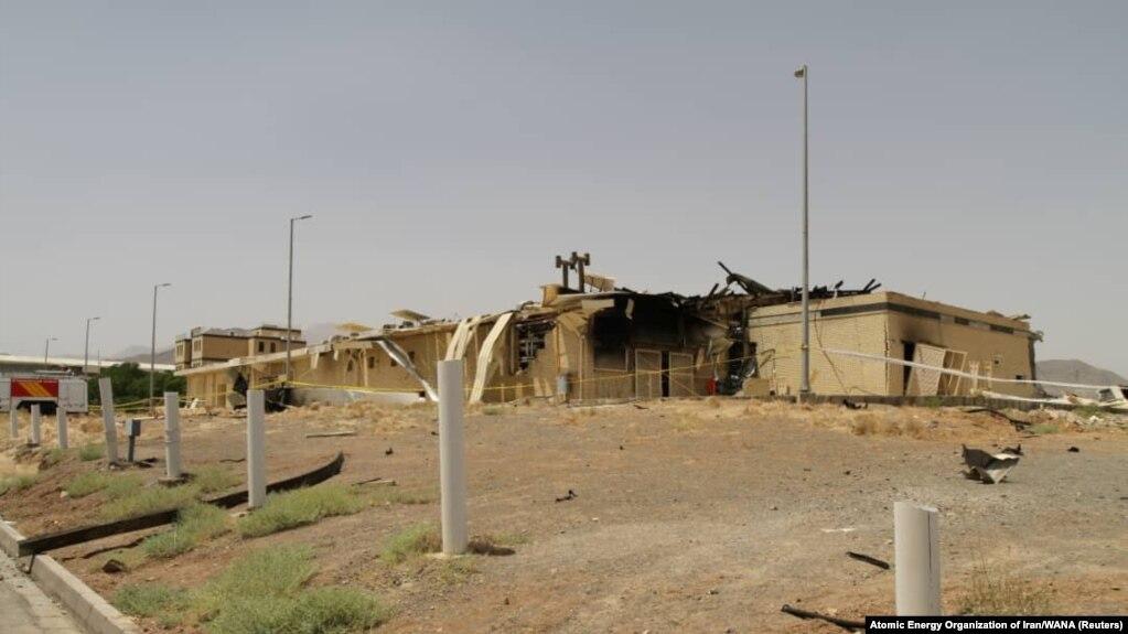 آژانس بین المللی انرژی اتمی: در محل وقوع حادثه در سایت نطنز مواد هستهای نبود