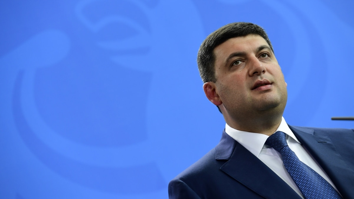 Ukraine PM Calls For Resignations At Anticorruption Agency