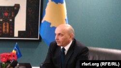 Premijer Kosova Isa Mustafa