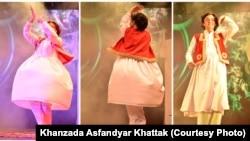 FILE: Khanzada Asfandyar Khattak is a folk and fusion dancer, choreographer, and instructor in Pakistan.