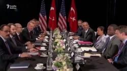 Obama və Erdoğan görüşüblər