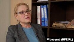 Valentina Bradu, procuror responsabil de reabilitarea victimelor represiunilor politice din cadrul Procuraturii Generale