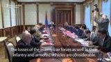 Sarkisian Calls For Military Cooperation With Nagorno-Karabakh