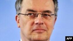 Германия үкіметінің адам құқығы жөніндегі уәкілі Маркус Лёнинг.
