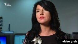 Політолог та журналіст Яніна Соколовська