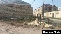 Azerbaijan - Ganja city