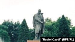 Пайкараи Айнӣ дар Душанбе
