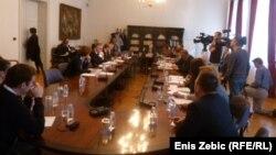 Sastanak parlamentarnog Odbora za pravosuđe Hrvatskog sabora