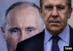 Керівник МЗС Росії Сергій Лавров (архівне фото)