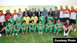 المنتخب الاولمبي العراقي لكرة القدم
