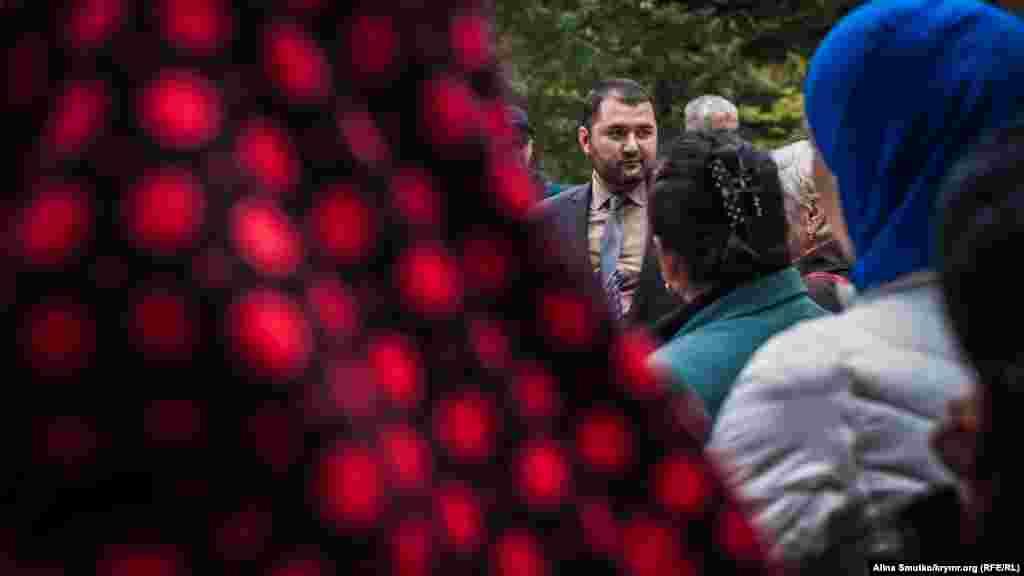 Адвокат Едем Семедляєв повідомляє про перші результати засідань– Вадим Сірук і Рефат Алімов залишаться під вартою до 9-го грудня