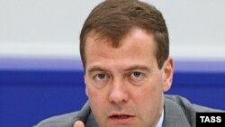 Дмитрий Медведев рассматривает Госсовет в качестве совещательного органа.