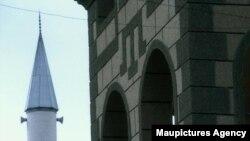 Թաթարական մզկիթ Ղրիմում
