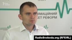 Голова Громадської ради при АРМА Гліб Канєвський