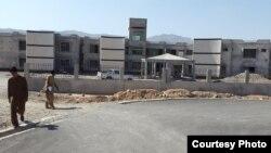 شېراني ښارګوټی د بلوچستان حکومت یوه پرمختللې پروژه