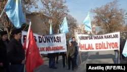Анкара, Истанбул һәм Романия кырымтатарлар хокуклары бозылуына протест белдерде