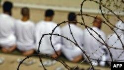 عدد من السجناء في غوانتنامو