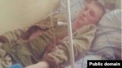 Кукмара районыннан Алексей Михайлов бишенче ай инде хәрби госпитальдә