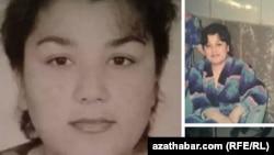 Гражданка Туркменистана Бибихал Курбанова
