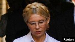 Украина экс-премьері Юлия Тимошенко.