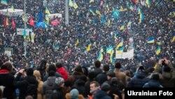 Віче на Майдані у Києві, 15 грудня 2013 року