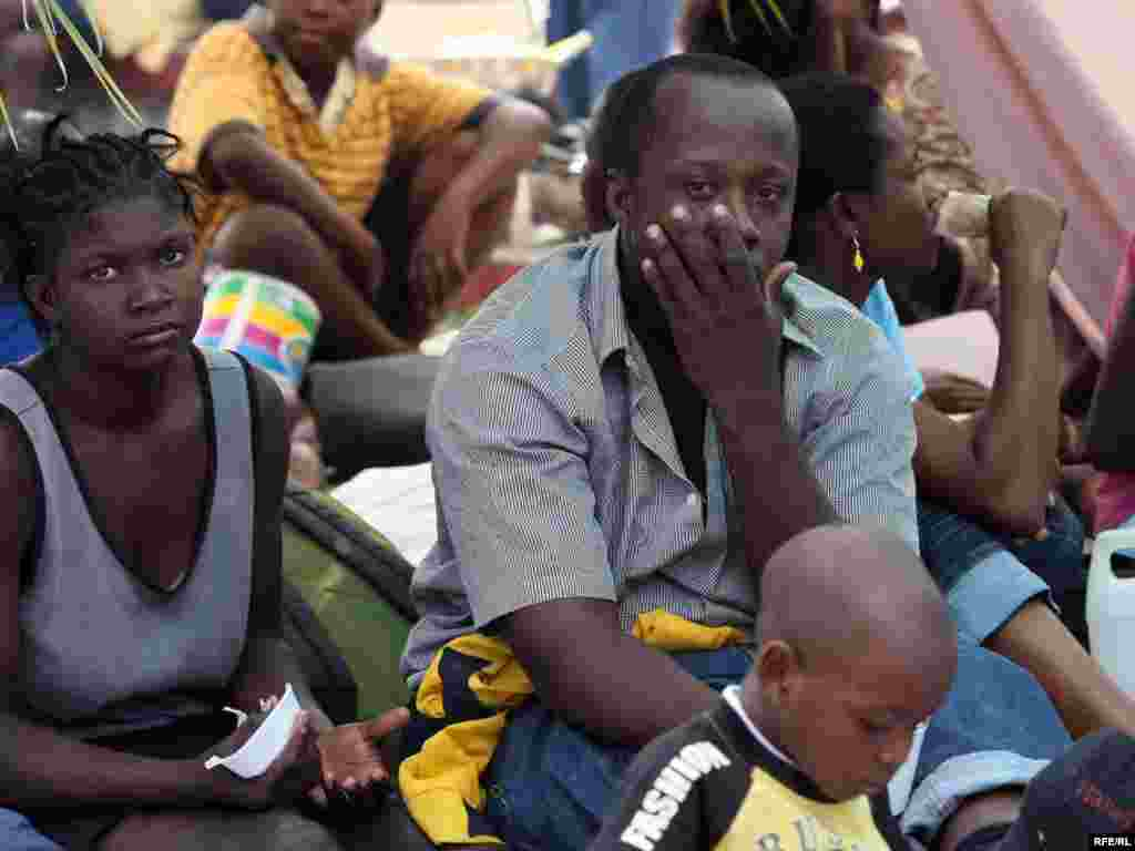 Haiti təbii fəlakətlə üz-üzə #2