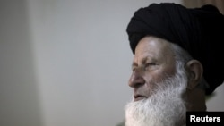 Muhammad Khan Sherani, chairman of the Council of Islamic Ideology that advises the government on the compatibility of laws with Islam.
