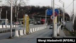 Gürcüstan-Azərbaycan sərhədi