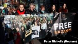 "Fondacija ""Thomson-Reuters"" zahtijeva oslobađanje Nazanin Zaghari-Ratcliffe, London"