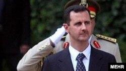 Сирискиот претседател Башар ал Асад