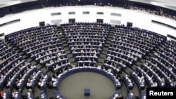 Pamje nga Parlamenti Evropian
