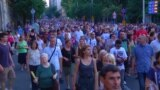 Serbian President Facing Protests For More Than Seven Months