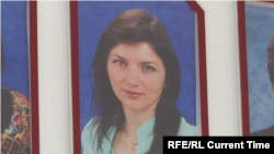 Schoolteacher Tatiana Darsalia was one of the 64 people who perished in the fire.