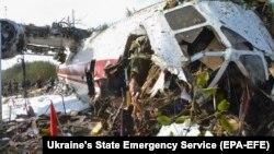 Літак аварійно сів за 1,5 кілометра від злітно-посадкової смуги Міжнародного аеропорту «Львів»